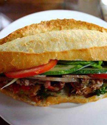 Bánh Mì Thịt Nướng Cô Linh – Đối Diện 177 Nguyễn Chí Thanh, quận Hải Châu