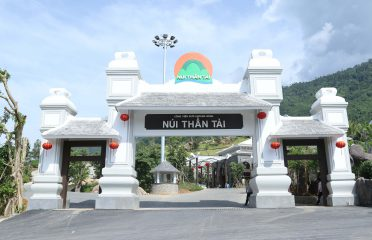 NUI THAN TAI HOT SPRINGS PARK
