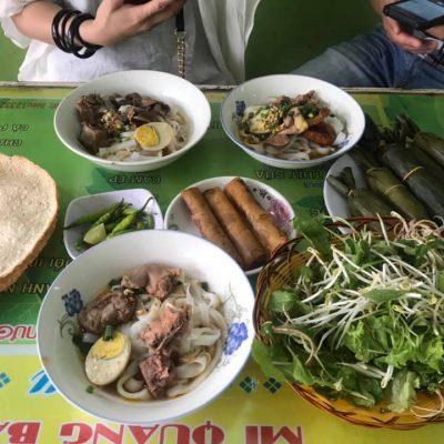 Retaurant Mi Quang Ba Vi