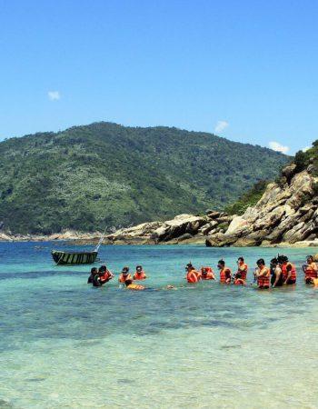 Tien Sa Beach Da Nang