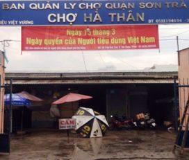 Chợ Hà Thân